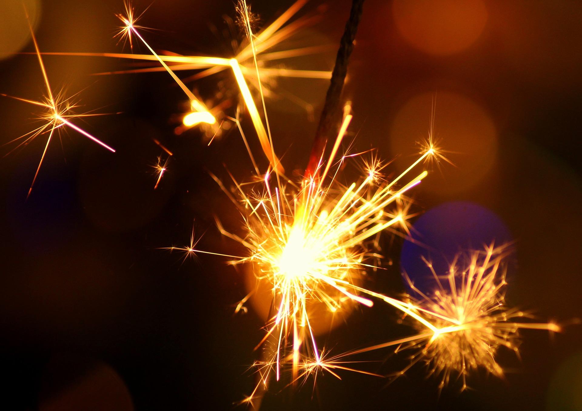 tomtebloss Pixabay sparkler